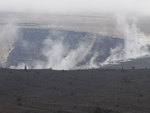 Hawaii active volcanos 2018